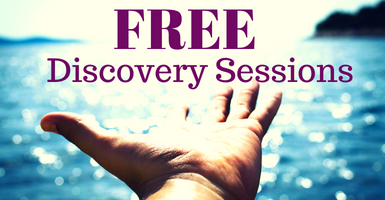 Book your free discovery session
